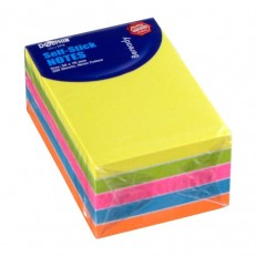 Dolphin 86302 Neon Colour Sticky Note